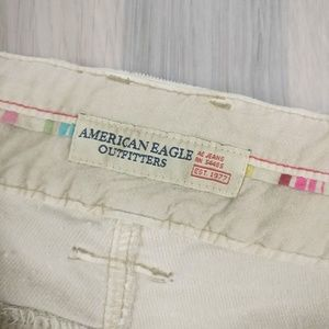 American Eagle Outfitters Pants - American Eagle Downtown Hipster Cord Flares 6 NEW!